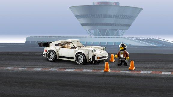LEGO Speed Champions 75895 - 1974 Porsche 911 Turbo 3.0, kuva 6