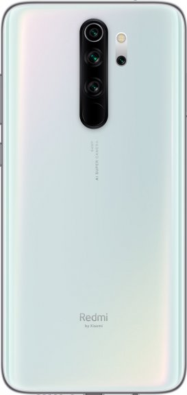 Xiaomi Redmi Note 8 Pro -Android-puhelin Dual-SIM, 64 Gt, valkoinen, kuva 5