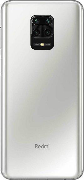 Xiaomi Redmi Note 9 Pro - Android-puhelin, Dual-SIM, 128Gt, valkoinen, kuva 2