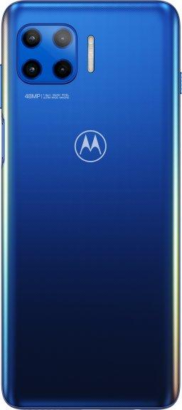 Motorola Moto G 5G Plus -Android-puhelin, 64 Gt, sininen, kuva 4