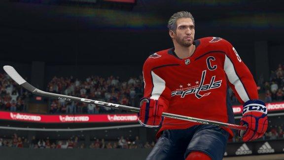 NHL 21 -peli, PS4, kuva 4