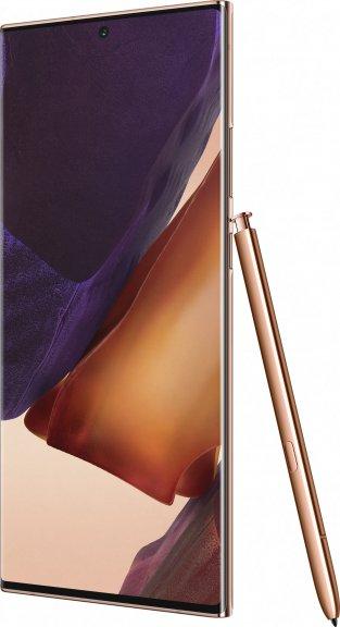 Samsung Galaxy Note 20 Ultra 5G -Android-puhelin Dual-SIM, 512 Gt, Mystic Bronze, kuva 5