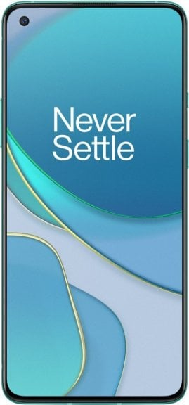 OnePlus 8T -Android-puhelin, 128/8Gt, Aquamarine Green