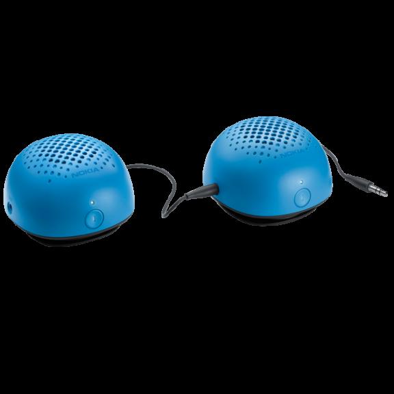 Nokia MD-11 kaiutin, sininen, kuva 2