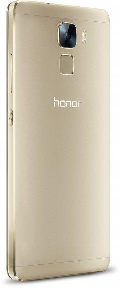 Honor 7 Premium Dual-SIM -Android-puhelin, 32 Gt, kulta, kuva 2