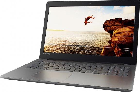 """Lenovo IdeaPad 320 15,6"""" kannettava, Win 10 64-bit, musta, kuva 4"""