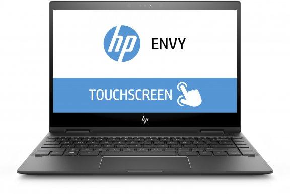 """HP Envy x360 13-ag0001no 13,3"""" -kannettava, Win 10, Tuhkanhopea, kuva 2"""