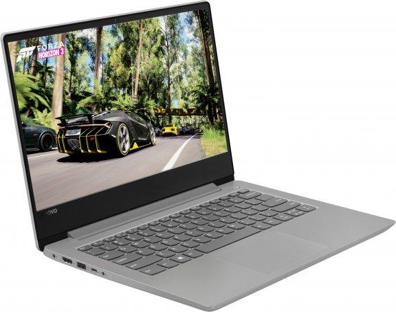 """Lenovo Ideapad 330S 14"""" kannettava, Win 10 Home S, harmaa, kuva 4"""