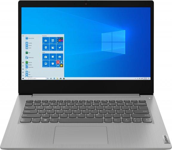 """Lenovo IdeaPad 3 14"""" kannettava, Win 10 S, harmaa, kuva 2"""