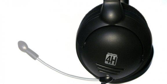 SteelSeries 4H -kuulokemikrofoni, kuva 2
