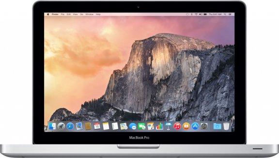 """Apple MacBook Pro 13"""" 500 Gt kannettava, MD101, kuva 2"""