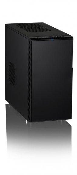 Fractal Design Define R4 Black Pearl - ATX-kotelo ilman virtalähdettä, väri musta, kuva 2