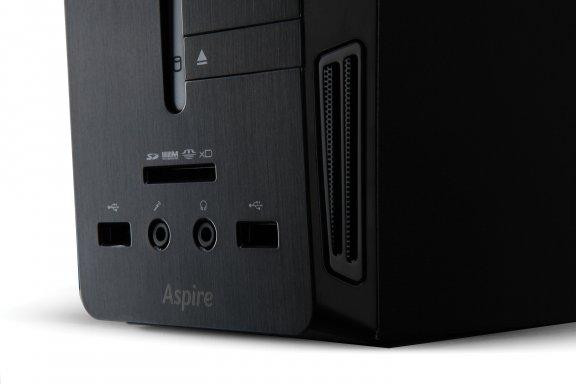 Acer Aspire XC600/Intel Pentium G2030/4 GB/1 TB/DVD-RW/Windows 8 - pöytätietokone, kuva 4