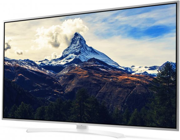 "LG 43UH664V 43"" Smart 4K Ultra HD LED -televisio, kuva 2"