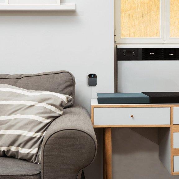 Sensibo Sky -ilmastointilaitteen kauko-ohjain, harmaa/musta, kuva 5