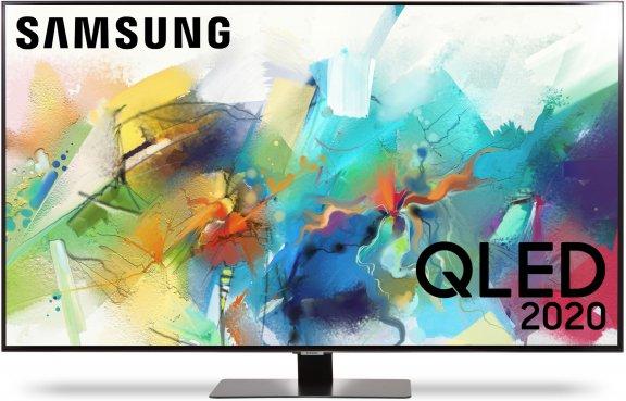 """Samsung QE55Q80TAT 55"""" 4K Ultra HD LED-televisio"""