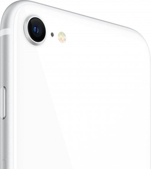 Apple iPhone SE 128 Gt -puhelin, valkoinen, kuva 5