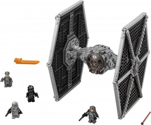 LEGO Star Wars 75211 - Imperiumin TIE-hävittäjä™, kuva 3