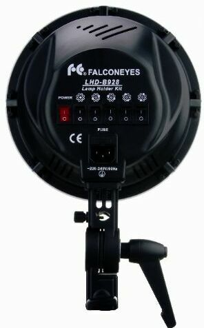 Falcon Eyes LHD-B928FS -lampunpidin ja 80 cm oktaboksi, kuva 2