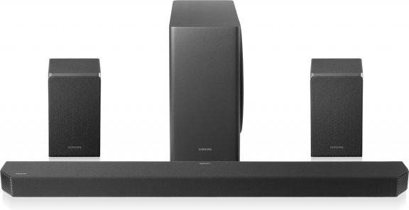 Samsung HW-Q950T 9.1.4 -kanavainen Soundbar -äänijärjestelmä