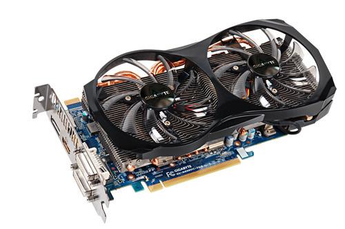 Gigabyte GeForce GTX 660 OC 2048 MB -näytönohjain PCI-e-väylään, kuva 2