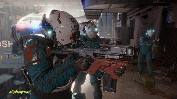 Cyberpunk 2077 -peli, PS4, kuva 6