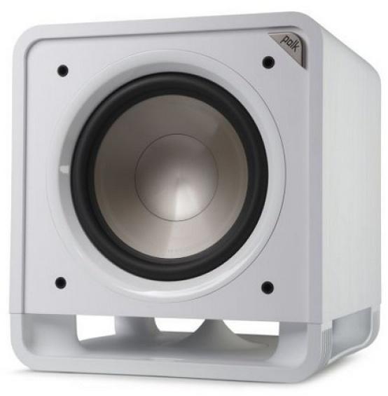 Polk Audio HTS 12 Subwoofer, valkoinen, kuva 2