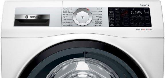 Pyykinpesukone Testi