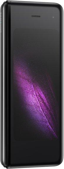 Samsung Galaxy Fold -Android-puhelin, 512 Gt, Cosmos Black, kuva 6