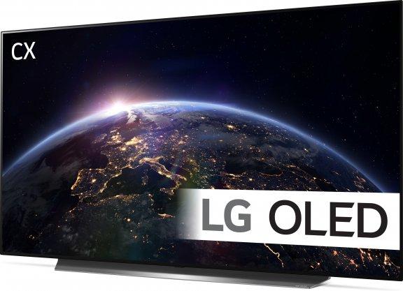 "LG OLED55CX 55"" 4K Ultra HD OLED -televisio, kuva 3"