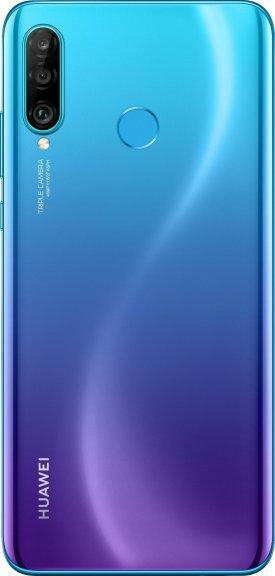 Huawei P30 Lite -Android-puhelin 128/4 Gt, Dual-SIM, revontuli, kuva 6
