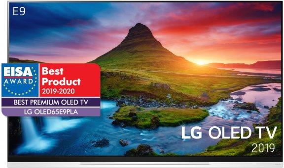 """LG OLED65E9 65"""" Smart 4K Ultra HD OLED -televisio"""