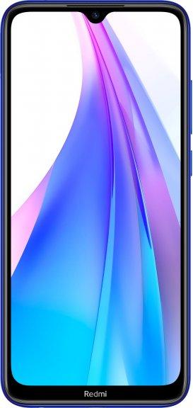 Xiaomi Redmi Note 8T -Android-puhelin Dual-SIM, 64 Gt, sininen, kuva 3