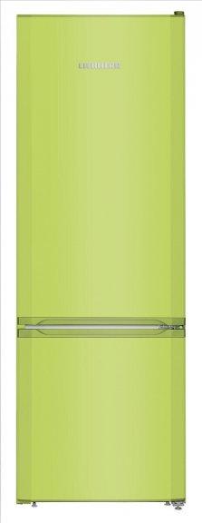Liebherr CUkw 2831 -jääkaapipakastin, limen vihreä