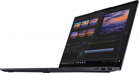 "Lenovo Yoga Slim 7 14"" -kannettava, Win 10 Home, harmaa, kuva 3"