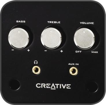 Creative GigaWorks T40 Series II -stereokaiuttimet, kuva 6