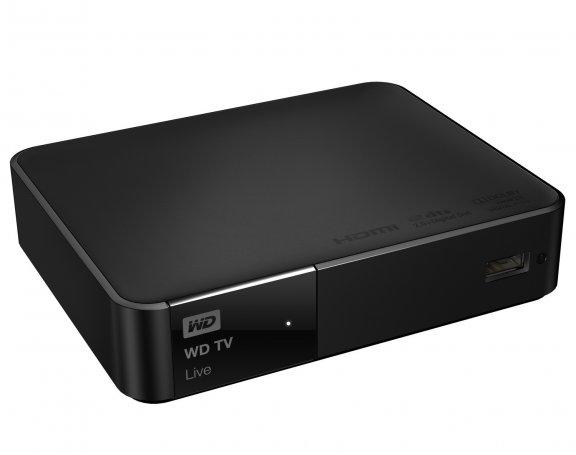 WD TV Live Gen 3 Full HD 1080p -verkkomediatoistin, kuva 3