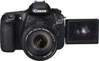 Canon EOS 60Da digijärjestelmäkamera, runko