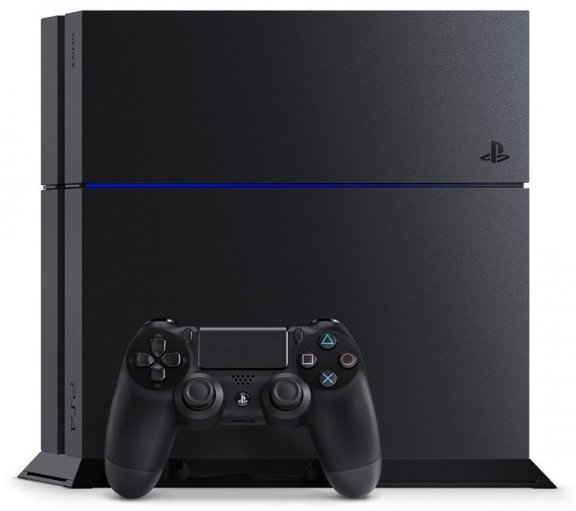 Sony PlayStation 4 500 Gt -pelikonsoli, musta, kuva 2