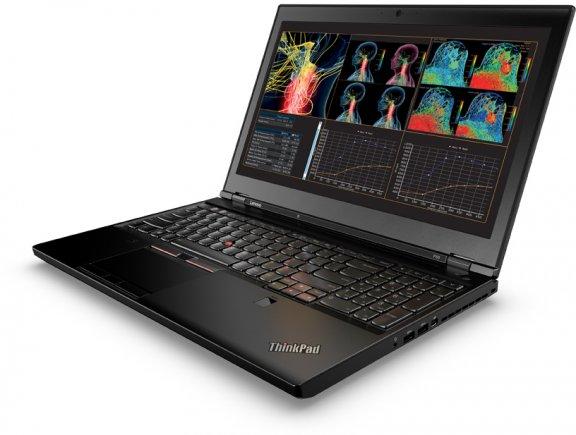 """Lenovo ThinkPad P50 15,6"""" -kannettava, Win 7 Pro, kuva 3"""