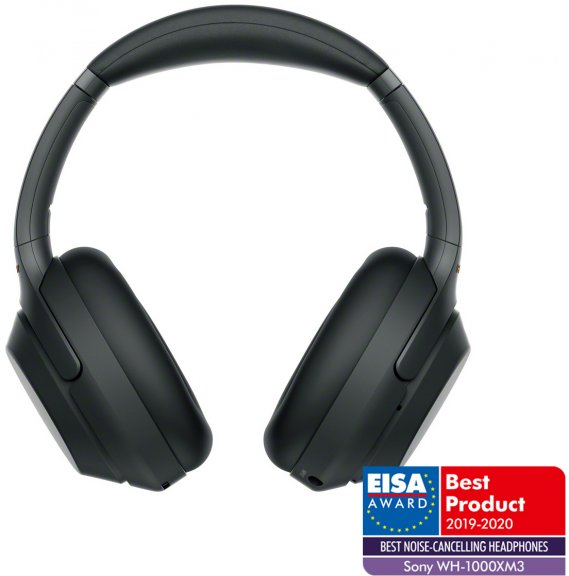 Sony WH-1000XM3 -Bluetooth-vastamelukuulokkeet, musta, kuva 6
