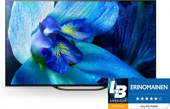 "Sony KD-65AG8 65"" Android 4K Ultra HD Smart OLED -televisio, kuva 3"