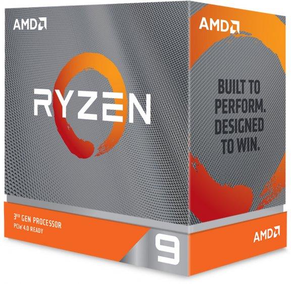 AMD Ryzen 9 3950X -prosessori AM4 -kantaan