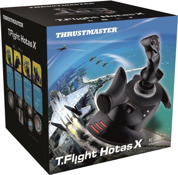 Thrustmaster T Flight HOTAS X -peliohjain, PC / PS3, kuva 7