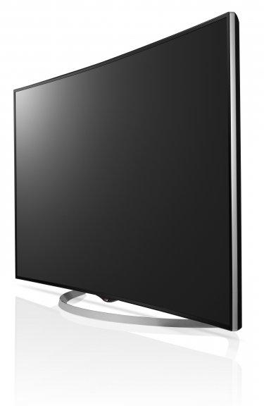 "LG 65UC970V 65"" Smart 4K Ultra HD Curved 3D LED-televisio, 1000 Hz, webOS, WiFi, kuva 4"