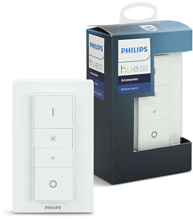 Philips Hue Dimmer switch, himmenninkytkin, kuva 3