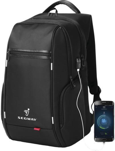 Segway USB laptop -selkäreppu – Reput – Reput ja rinkat – Ulkoilu ja ... 29728e48ff