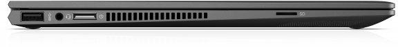 """HP Envy x360 13-ag0001no 13,3"""" -kannettava, Win 10, Tuhkanhopea, kuva 9"""