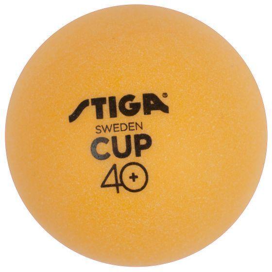 Stiga Cup -pingispallot, oranssi