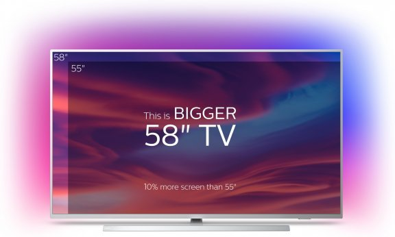 "Philips 58PUS7304 58"" Smart Android 4K Ultra HD LED -televisio, kuva 2"